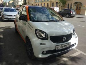 YouDrive Smart Forfour W453