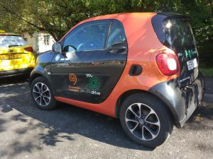 YouDrive Smart Fortwo C453