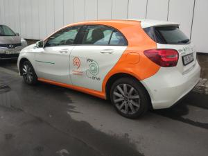 YouDrive Mercedes-Benz A180